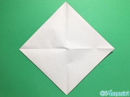 折り紙でトントン相撲の折り方手順2