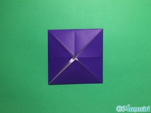 折り紙でトントン相撲の折り方手順4