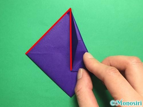 折り紙でトントン相撲の折り方手順9