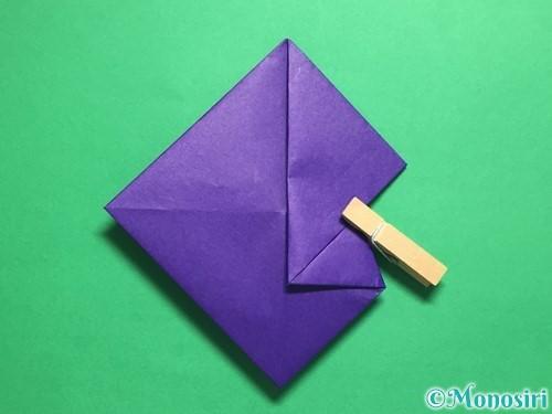 折り紙でトントン相撲の折り方手順10
