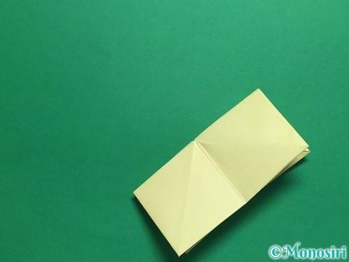 折り紙でパクパクの折り方手順11