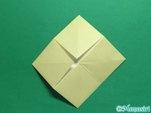 折り紙でパクパクの折り方手順12