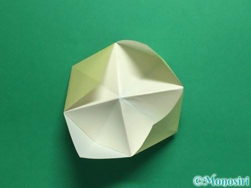 折り紙でパクパクの折り方手順13