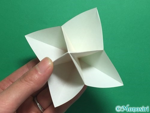 折り紙でパクパクの折り方手順14