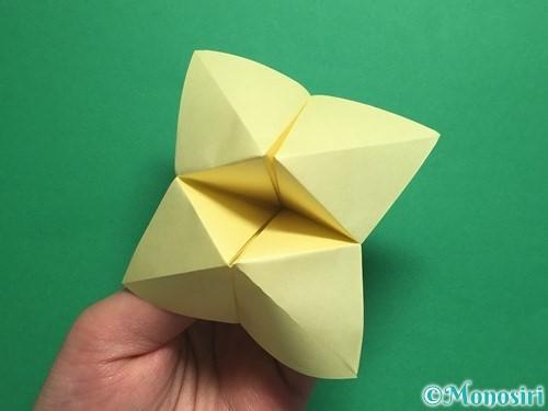 折り紙でパクパクの折り方手順15