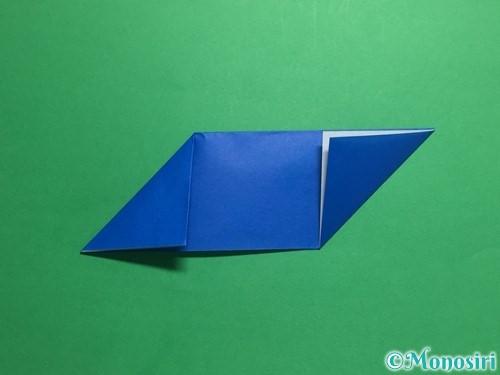 折り紙でめんこの折り方手順7