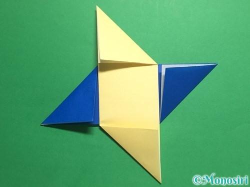 折り紙でめんこの折り方手順8