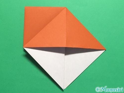 折り紙でカタツムリの折り方手順10