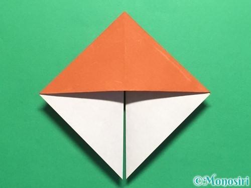 折り紙でカタツムリの折り方手順11