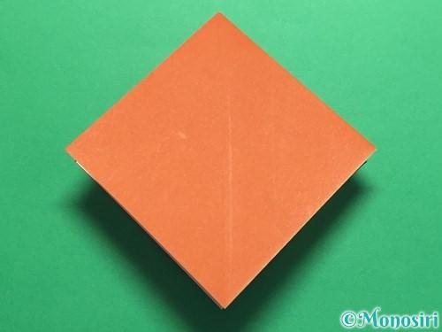 折り紙でカタツムリの折り方手順14