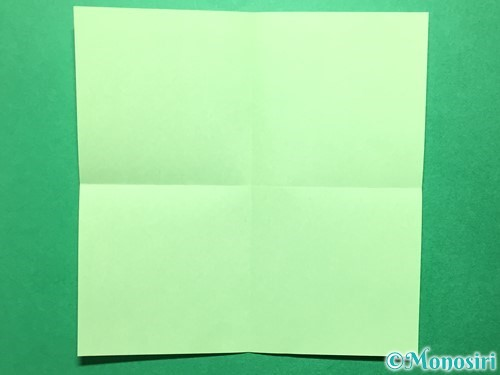 折り紙で立体的ないちごの作り方手順40