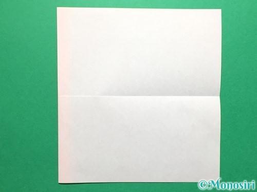 折り紙でレインブーツの折り方手順6