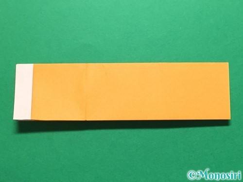 折り紙でレインブーツの折り方手順12