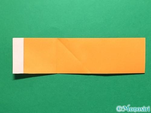 折り紙でレインブーツの折り方手順14