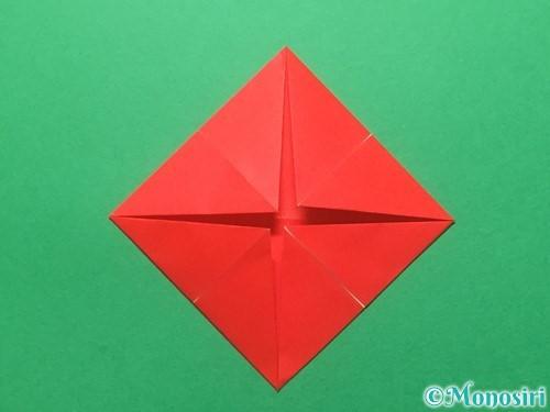 折り紙でランドセルの作り方手順7
