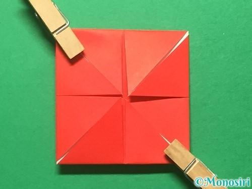 折り紙でランドセルの作り方手順11