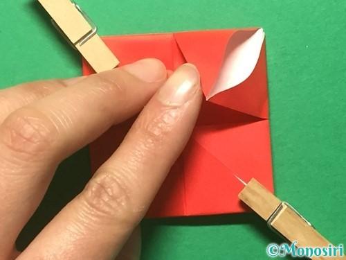 折り紙でランドセルの作り方手順12