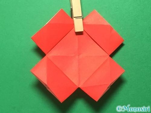 折り紙でランドセルの作り方手順14