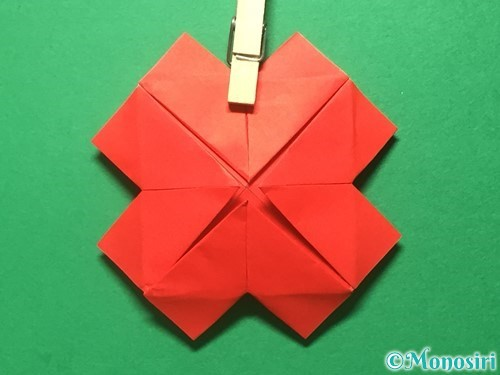 折り紙でランドセルの作り方手順15