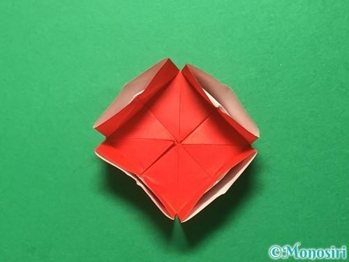 折り紙でランドセルの作り方手順17