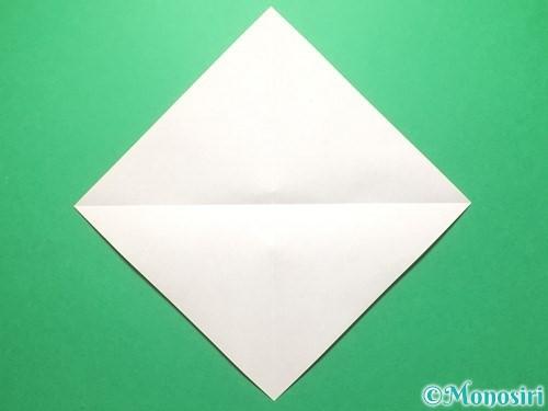 折り紙でランドセルの作り方手順19