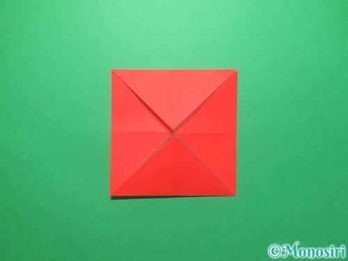 折り紙でランドセルの作り方手順21