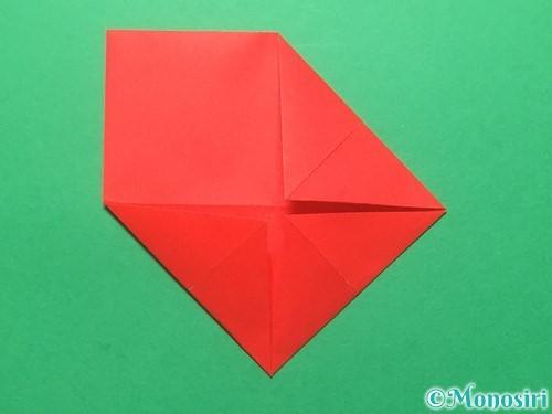 折り紙でランドセルの作り方手順24