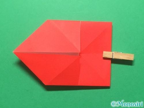 折り紙でランドセルの作り方手順25
