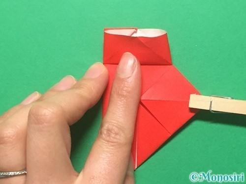 折り紙でランドセルの作り方手順32