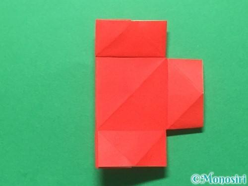 折り紙でランドセルの作り方手順34