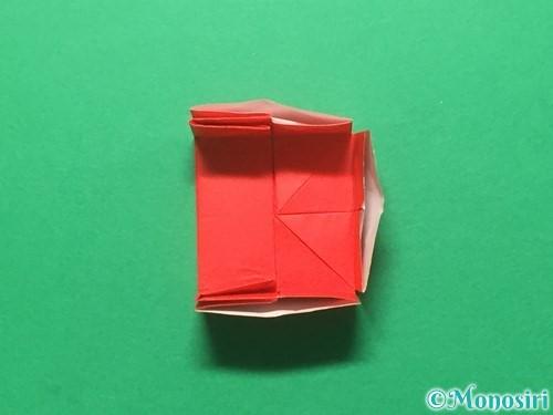 折り紙でランドセルの作り方手順37