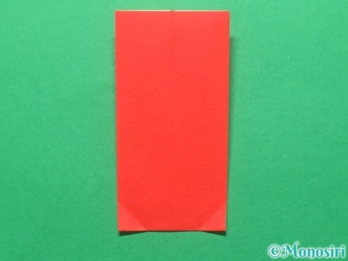 折り紙でランドセルの作り方手順57