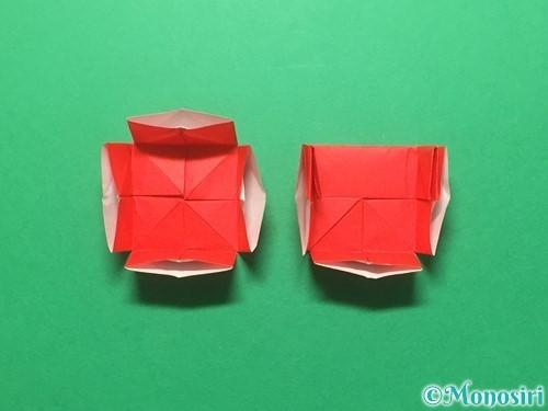 折り紙でランドセルの作り方手順69