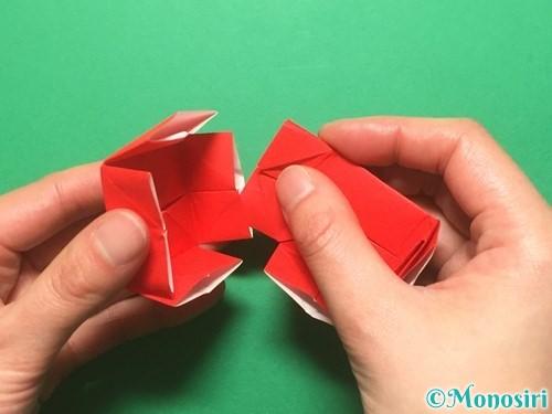 折り紙でランドセルの作り方手順71