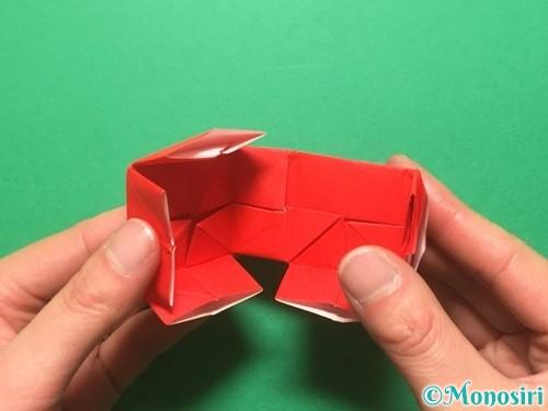 折り紙でランドセルの作り方手順72