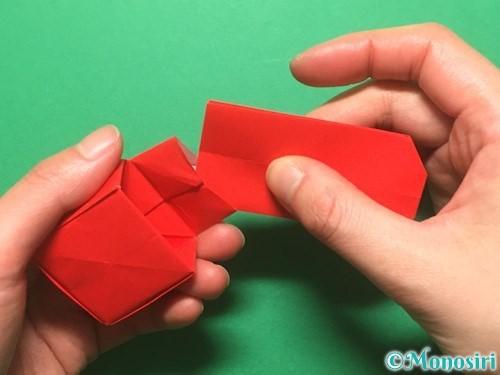 折り紙でランドセルの作り方手順75