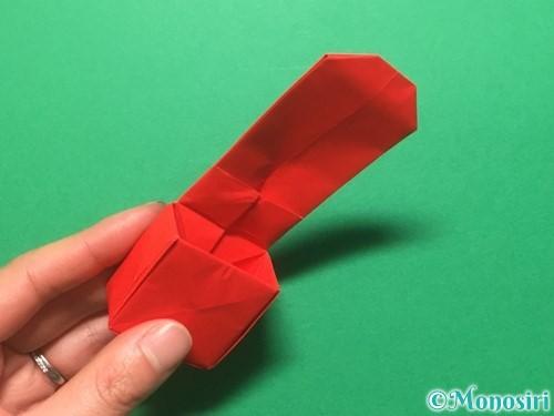 折り紙でランドセルの作り方手順76