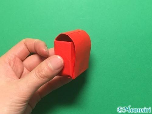 折り紙でランドセルの作り方手順80