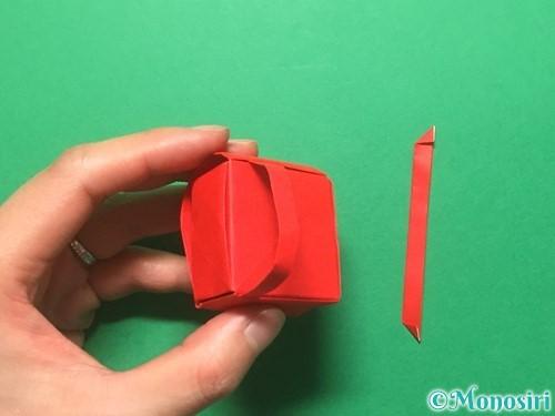 折り紙でランドセルの作り方手順84