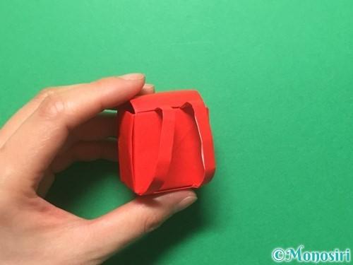 折り紙でランドセルの作り方手順85