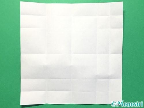 折り紙で数字の1の折り方手順12