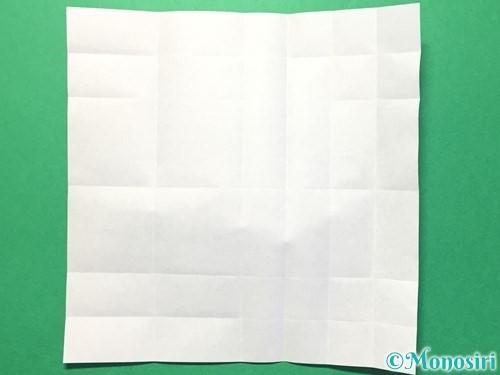 折り紙で数字の1の折り方手順14