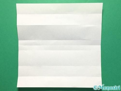折り紙で数字の3の折り方手順10