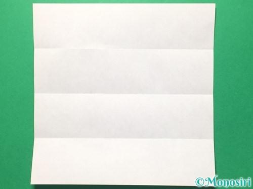 折り紙で数字の6の折り方手順4