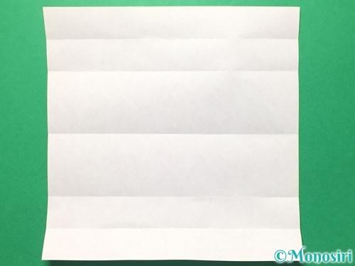 折り紙で数字の6の折り方手順6