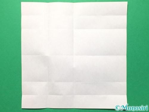 折り紙で数字の6の折り方手順10