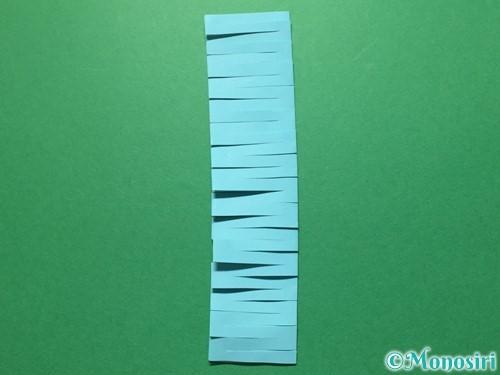 折り紙で天の川の作り方手順6
