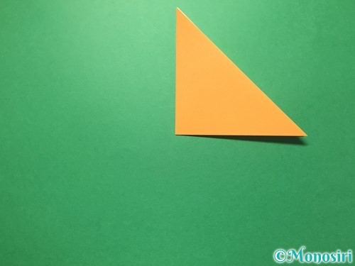 折り紙で屑籠の作り方手順4