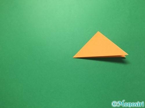 折り紙で屑籠の作り方手順6