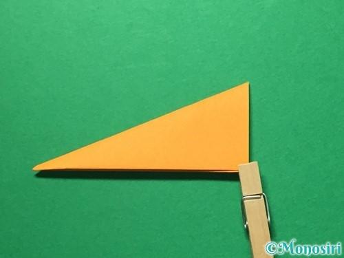 折り紙で屑籠の作り方手順10